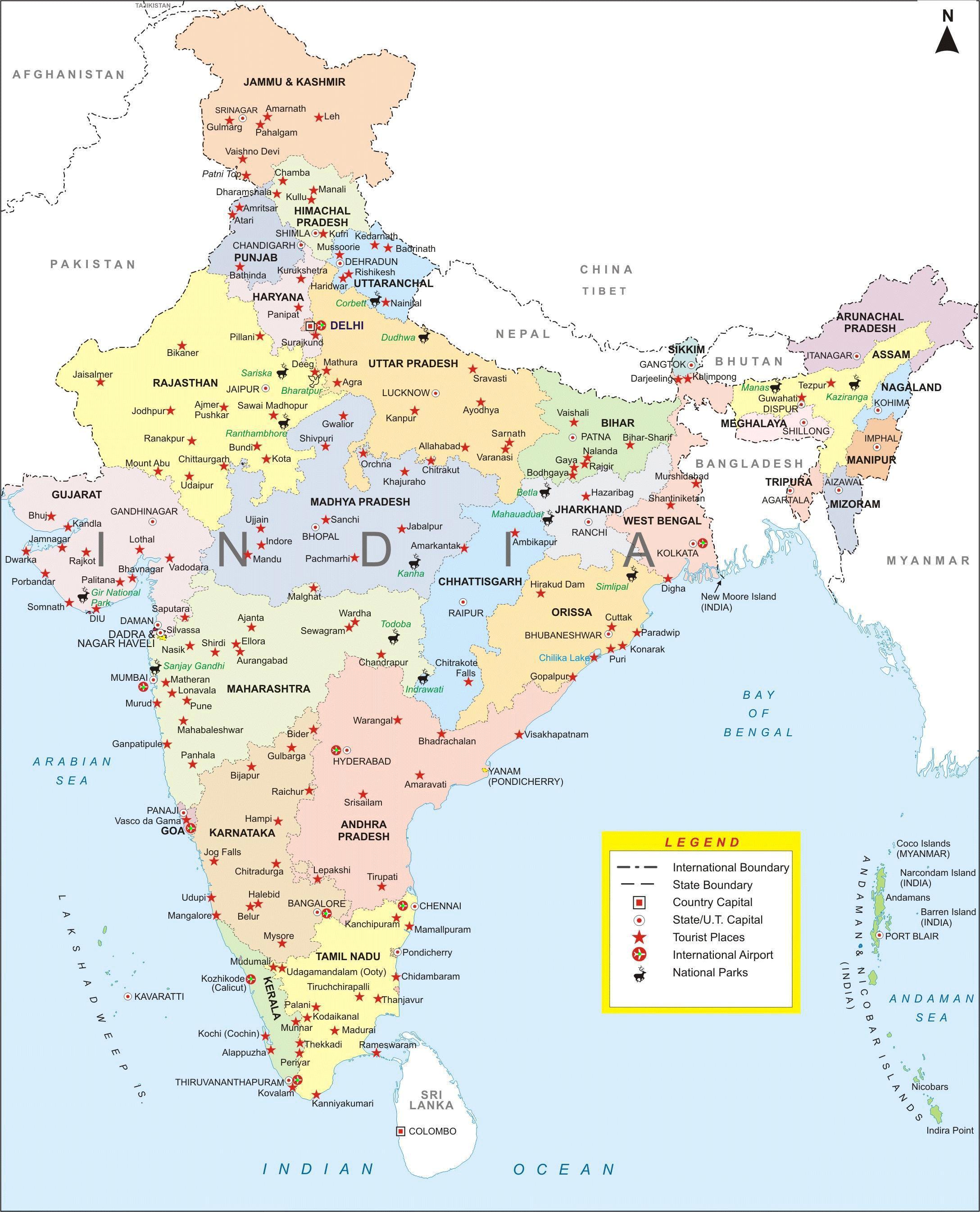 byer i indien